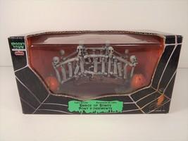 Lemax Bridge of Bones Spooky Town Halloween Collection Skeleton 2009 Ret... - £15.16 GBP