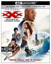 xXx: Return Of Xander Cage (4K Ultra HD+Blu-ray)