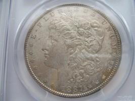1887 , Morgan Silver Dollar , PCGS , MS 64 - $125.00