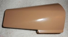 Singer 401A Slant-O-Matic Face Plate Hinged Good Working Shape - $12.50