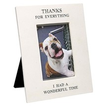 Thanks for Everything Pet Memorial Rectangle Picture Frame - $20.22
