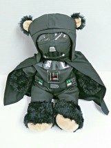 "Darth Vader Build a Bear 18"" Teddy Bear Plush  Jedi Star Wars - $27.72"