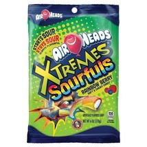 Airheads Xtremes Sourfuls Rainbow Berry Soft & Chewy Candy - $8.86
