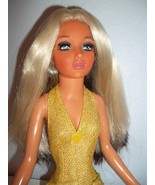 Vintage Ideal Tiffany Taylor Doll 1974 Measures 19 inch Rare Gorgeous Doll  - $94.99