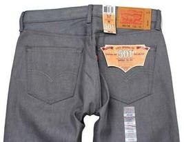 Levi's 501 Men's Original Fit Straight Leg Jeans 501-1403 New w/o Tags 40x34
