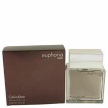 After Shave Euphoria by Calvin Klein After Shave 3.4 oz for Men - $33.54