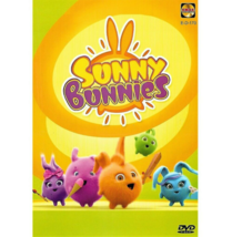 DVD Sunny Bunnies Children Cartoon 16's Episode Movies EXPRESS SHIPPING - $17.00