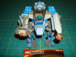 LEGO 7313 Red Planet Protector complete with instruction book - free shi... - $30.00