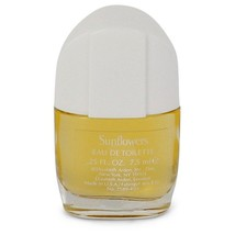 SUNFLOWERS by Elizabeth Arden Mini EDT (unboxed) .25 oz for Women - $9.82