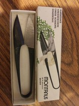 Montanus Cress Scissors - from Denmark never used hard to find.  Very sh... - $75.00