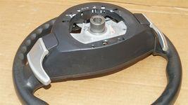 08-13 Nissan Rogue Krom Steering Wheel W/ Shift Paddles image 8