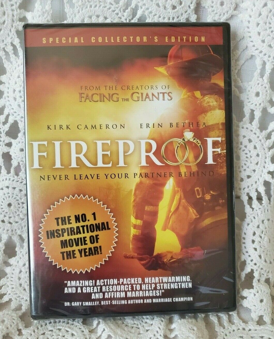 Primary image for Fireproof Special Collector's Edition DVD