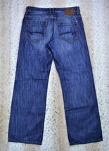 Mavi Denim Jeans Marco Mid-Rise Straight Leg Men's 33 /34 Inventory: H-03 - $34.65