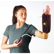 Corflex Cryo Pneumatic Wrist Compression Wrap with Cold Therapy-Left-1 Gel - Bla - $39.99