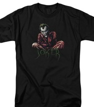 The Joker DC Comics The Penguin Tee Retro Supervillain Two-Faced BM2585 image 2