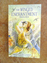 The Winged Enchantment Oracle 39 Card Deck Lesley Morrison with booklet ... - $24.95