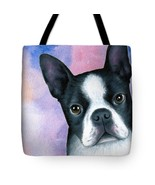 Tote bag All over print USA Dog 128 Boston Terr... - $29.99 - $35.99