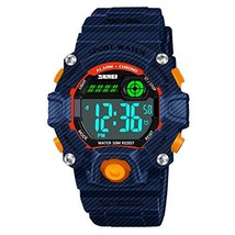 Watches for Teen Boys Age 10-12, SOKY Digital Sport Watches for Kids Bir... - $21.78