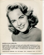 Climax! Terry Moore Secret Love of Johnny Spain TV Press Photo B&W 1958 - $8.99