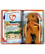 Germania Bear McDonalds Ty Teenie Beanie Baby 2000 International Bears I... - $15.79