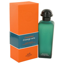 Hermes Eau D'orange Verte 3.4 oz Eau De Toilette Spray Concentre image 2