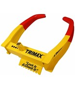 Deluxe Universal Chock Lock Dual Action Wheel Lock, Trimax TCL75 - $75.99