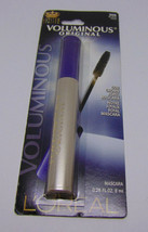 L'OREAL VOLUMINOUS ORIGINAL Volume Mascara  No.305 Black 0.28oz./8ml - $8.81