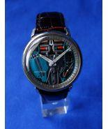 Bulova Spaceview 214 Accutron 1964 all original Tuning Fork Wrist Watch - $550.00
