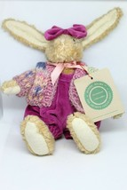 """Vintage Boyds Bears """"The Archive Collection"""" Posable Bunny - $15.22"""