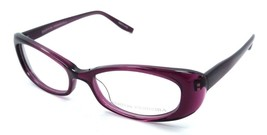 Barton Perreira Chelo Eyeglasses Frames 49-16-135 Plum Women Small Faces - $78.40