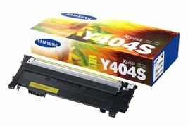 Samsung CLT-Y404S Yellow Toner Cartridge For C480FW, SL-C430W, SL-C480FW - $67.27