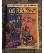 Los Polivoces: Ahi Madre / Entre Pobretones y Ricachones (DVD, Spanish) NEW - $10.20