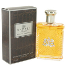 SAFARI by Ralph Lauren Eau De Toilette Spray 4.2 oz for Men #401237 - $63.76