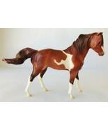 Breyer Classic Horse 750135 Redbird Pinto Mare Red Roan Tovero 2005 - $33.85