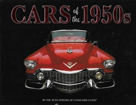 CARS OF THE 1950s 2007 EDITION AUTO EDITORS OF CONSUMERS GUIDE HARDCOVER... - $3.91