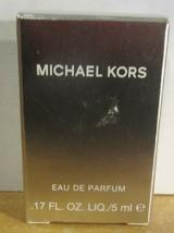 Michael Kors Eau de PARFUM  .17 fl. oz   NEW - $13.25
