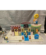 The Simpsons Interactive Main Street Toys R Us Exclusive Crazy Old Man T... - $79.15