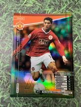 Panini WCCF EXTRA 2006-07 Cristiano Ronaldo Refractor card Rare Portugal... - $93.26