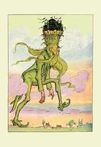 Ruggedo Tramping Like a Giant by John R. Neill - Art Print - $19.99+