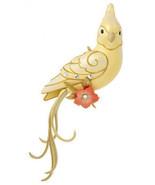 Hallmark Clever Cockatiel Surprise - GOLD -  Keepsake Ornament 2020 - $42.56