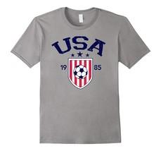 Vintage US National Woman's Soccer T-shirt Men - $17.95+