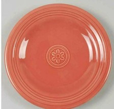 Petals Terra Cotta ONEIDA Salmon One Round Embossed Flower Coupe Soup Bowl - $12.19