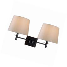 Kenroy Home 32618ORB Glenn Wall Swing Arm Lamp, Oil Rubbed Bronze Finish... - $116.67