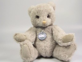 GUND Teddy Bear GUNDY 1986 Plush Animal Stuffed Toy Collectors Classics - $22.47