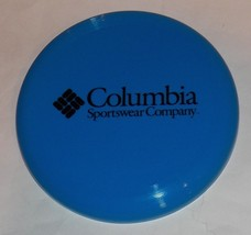 Columbia Sportswear Company Blue Frisbee Flying Disc Toy Novelty Collect... - $22.20