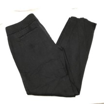 Ann Taylor Loft Black Marisa Trousers Dress Pants 8 - $15.96