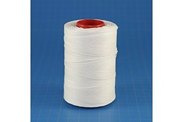 25m of WHITE RITZA 25 Tiger Wax Thread for Leather Hand Sewing 4 Sizes Available - $5.00