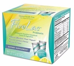 FiveLac By Global Health Trax (3 Boxes) - $164.85