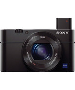 Sony Cyber-shot DSC-RX100 III Digital Camera - £432.69 GBP