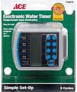 Ace Electronic Water Timer - $32.95